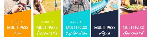 Le Multi Pass Activité été